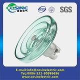 Glass Suspension Disc Insulator for Transmission Lines/160kn Glass Insulator