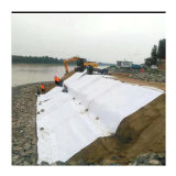 Factory Price 300g 400g, 600g Nonwoven Pet Geotextile Price
