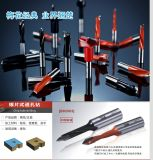 Zc Woodworking Industrial Right Hand Carbide Tipped Through Hole Drilling Bit