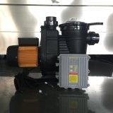 1500W 31L Solar Power Swimming Pool Pump Anti Chlorine