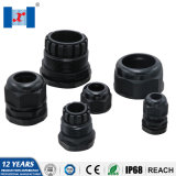 Hnx High Quality IP68 Polyamide Glands Metric Pg Thread Nylon Split Cable Gland