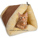 2-in-1 Pet Bed Snooze Tunnel and Mat for Pets Cats Dogs and Kittens for Travel or Home