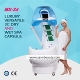 Mx-S4 Luxury Hydrotherapy Dry & Wet SPA Capsule