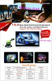 13.3 Inch Touch Screen Car Multi-Media MP5+Bluetooth+WiFi+1080P+HDMI