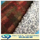 Wool / Acrylic / Mohair / Polyester / Cotton Blend Knitted Fabric