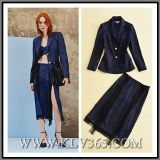 Latest Fashion Style Women Sexy Business Suit for Office Lady