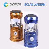 Cheap Hiking LED Lantern Outdoor Charger Emergency Rechargeable Solar Camping Light