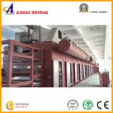 Professional Belt Dryer for Strawberry in Sugar