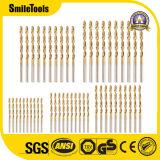 50 PCS Drill Tool Accessories Power Tools Mini HSS Drill Bits Set
