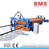 Xiamen BMS Auto Corrugated Roof Panel Cold Roll Forming Machine/Making Roll Forming Machinery/PPGI Material