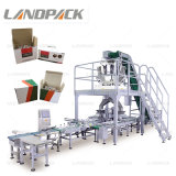 Fully Automatic Carton Box Filling Packing Machine