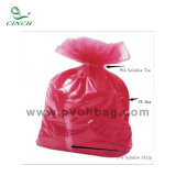 China Factory High Quality PE Water Soluble Strip Laundry Bags PVA Plastic Bag Soluble Bag with Good Price