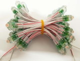 DC 12V 0.2W 9mm White/Yellow/Green/Blue/Red Color Pixel LED
