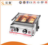 Outdoor BBQ Grill Charcoal BBQ Grill for Sale Sc-J11g