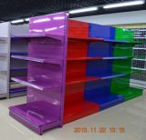 High Quality Store Display Rack Supermarket Steel Shelf