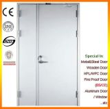 BS Certificate Unequal Double Steel Fire Door