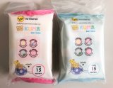 OEM/ODM 15PCS Baby Wet Wipes for Hand and Mouth