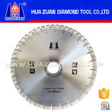 Huazuan 350mm Diamond Segmented Granite Cutting Saw Blade