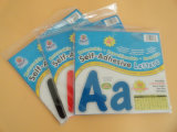 "4""Self-Adhesive Letters Sticker with PVC Laser Lamination"