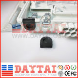 White No Cutting Cable Sangria 16 Cores FTTH Distribution Terminal Box