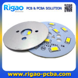 Aluminum LED PCB Board with Assembly for LED Lighting and LED Light Bulb