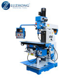 Cheap Vertical Manual ZX6350A Metal Universal Milling And Drilling Machine