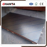 Chanta Brown Film Melamine Glue Face Plywood for Construction