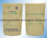 L (+) -Tartaric Acid Food Additive (CAS No. 87-69-4)