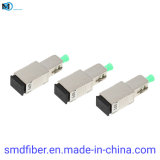 Male to Female Sc/APC 3/5/7/10dB Optical Fiber Attenuator