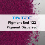 (Premix Pink E2620) Red Pigment 122 with Excellent Fastness Properties