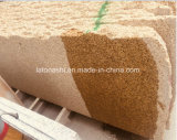 G682 Misty/Padang Yellow Gangsaw Granite Slabs for Cut to Size, Countertop