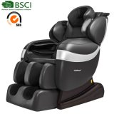Electric Full Body Shiatsu Brown Massage Chair Recliner Stretched Foot Rest Massager