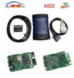 2018 Hottest Mdi OBD Multiple Diagnostic Interface No HDD WiFi G---M Mdi Auto Scanner High Quality DHL Free Shipping