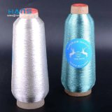Hans M Type Real Gold Pure Golden and Silver Silk Embroidery Bullion Thread Metallic Yarn