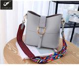 2018 Best Quality PU Leather Handbag Wholesale, Custom Lady PU Leather Handbag, Women Handbag Tote Bag, 2 in 1 Women Handbags