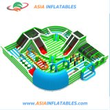 High Quality Adult Inflatable Indoor Bouncy Castle Theme Park with Slide