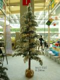 6.5FT PE Big Artificial Christmas Tree for Decoration