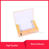 Magazine File Paper Filing Storage Box with Printing Cover