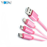 Ycom 3 in 1 USB Cable for Mobile Phone