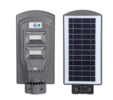 Cheap All in One Solar Street Lantern 40W with Radar Sensor Working Time Dusk to Dawn
