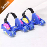 Wholesale Colorful Adult Roller Skate with 4 PU Wheels