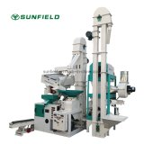 Ctnm20 High Quality Auto Rice Mill Machine Price Agro Machine