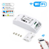 [OEM] WiFi Smart Switch Light Dimmer Switch Wireless Remote Control10A 16A RF433+WiFi Tuya Smartlife APP Android/Ios with Alexa Google Home Voice Assistants