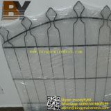 PVC Coated Ornamental Double Wire Fence