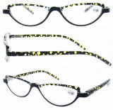 Plastic Reading Spectacles with High End Injection (RP474041)