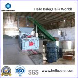 Automatic Hydraulic Plastic Baler for Pet Bottle with CE