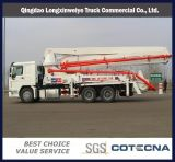 Best Quality HOWO 48m Comcrete Pump Truck