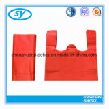 Shopping T-Shirt HDPE Plastic Packing Bag