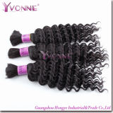 Grade 3A Brazilian Hair Deep Wave Human Hair Bulk