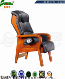 Leather High Quality Reclining Executive Office Meeting Chair